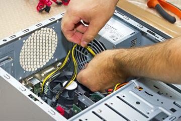 Consertos em PCs